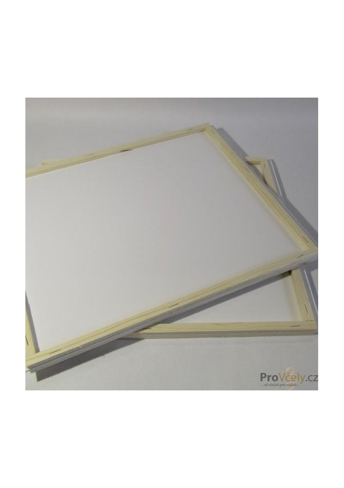 Varroa šuplík bílý plast do dna pro úl 39x, 425x340mm