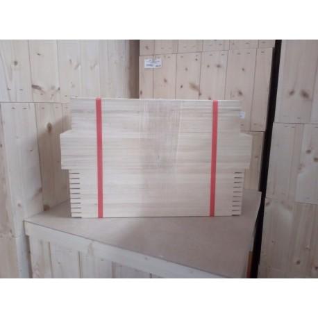 II.jakost Přířezy HORNÍ loučka 420mm, balení 50ks